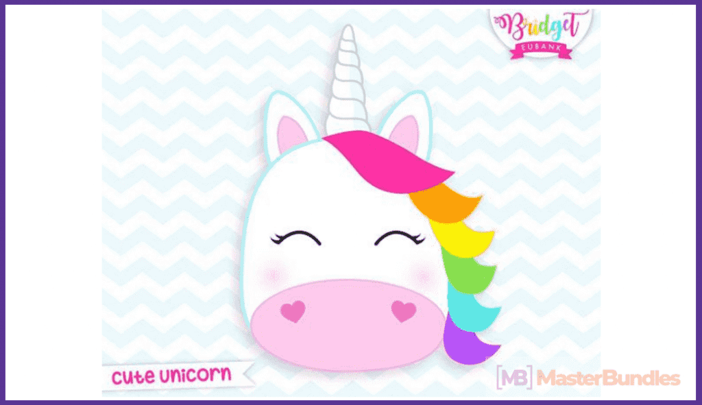 45+ Best Unicorn Clipart Elements in 2020: For those who Believe in Miracles - unicorn clipart 24