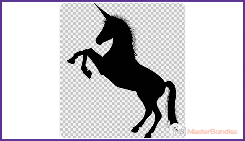 45+ Best Unicorn Clipart Elements in 2020: For those who Believe in Miracles - unicorn clipart 9