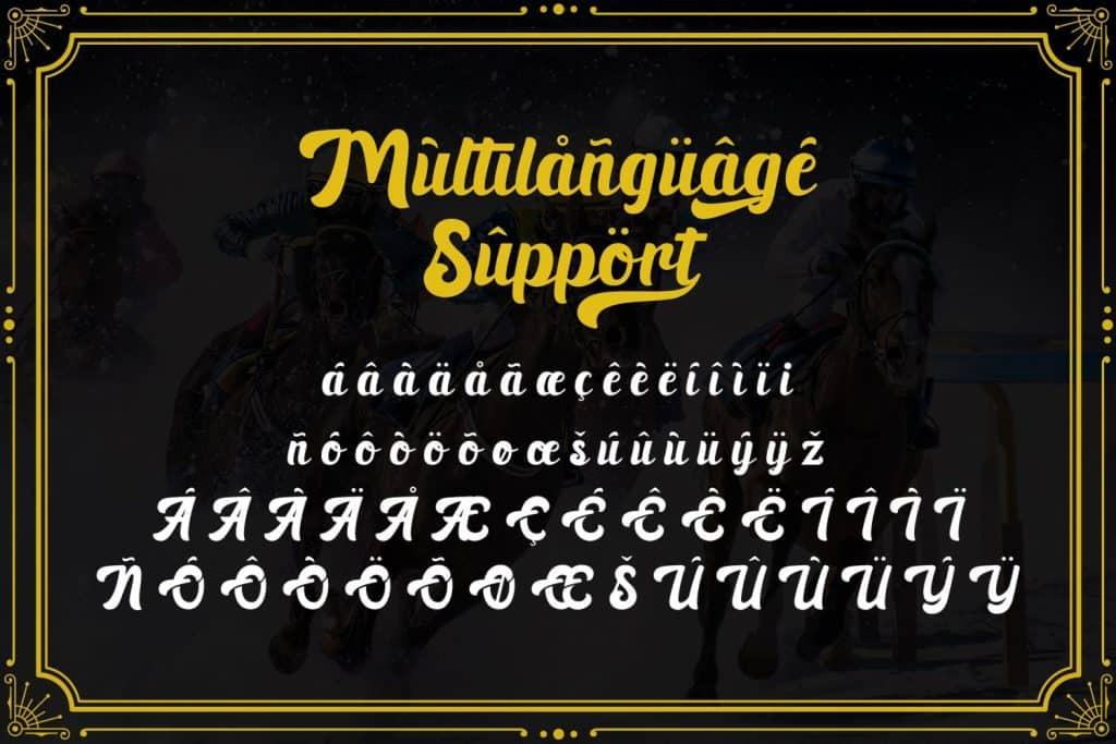 Black Ryder - Bold Script Font - $3 - 10 min