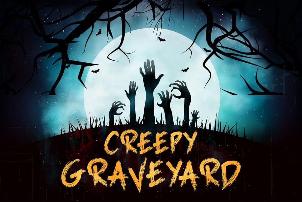 Grim Reaper - Horror Font $12 - Grim2 min