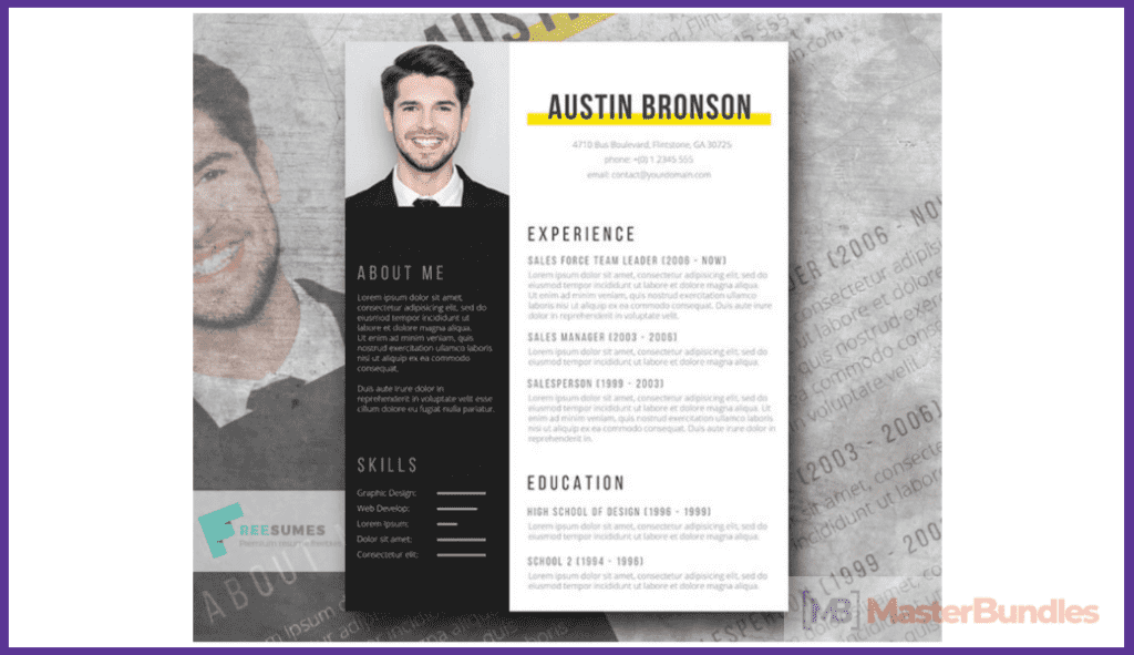 44+ Best Computer Science Resume Templates: Free and Premium - best computer science resume templates 30
