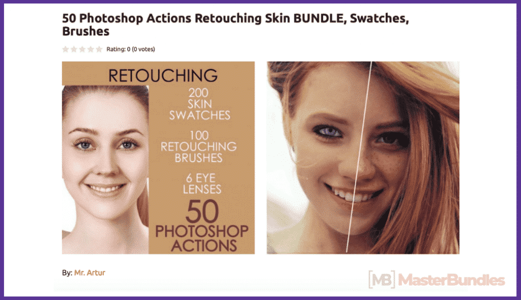 65+ Best Vintage Photoshop Actions 2020. Free and Premium - best photoshop actions 2020 16