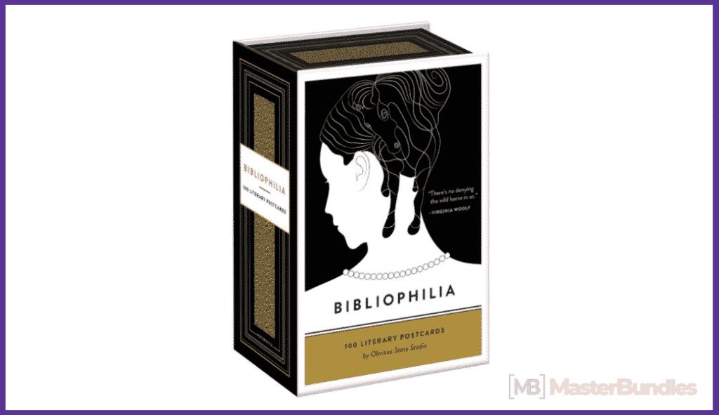 Bibliophilia: 100 Literary Postcards.