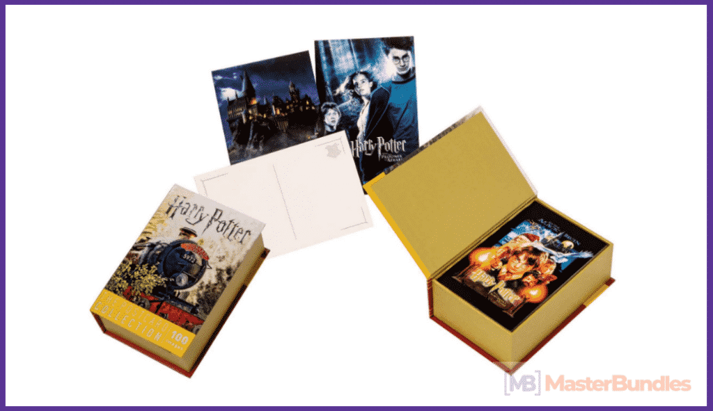 Harry Potter: The Postcard Collection.