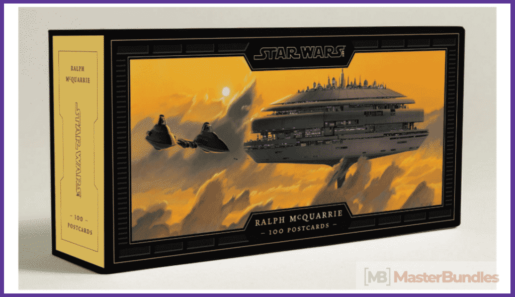 Star Wars Art: Ralph McQuarrie (100 Postcards).