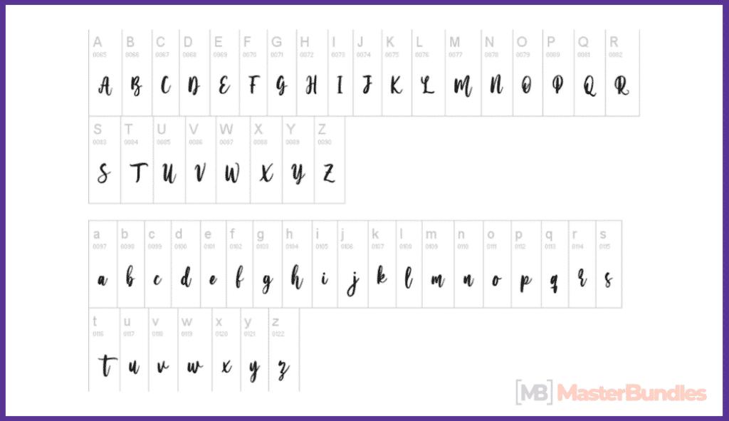 135+ Best Script Fonts in 2020. Free and Premium - best script fonts 03