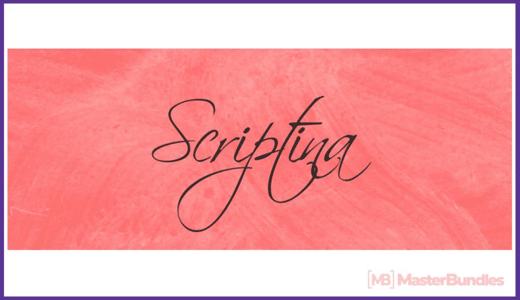 135+ Best Script Fonts in 2020. Free and Premium - best script fonts 10
