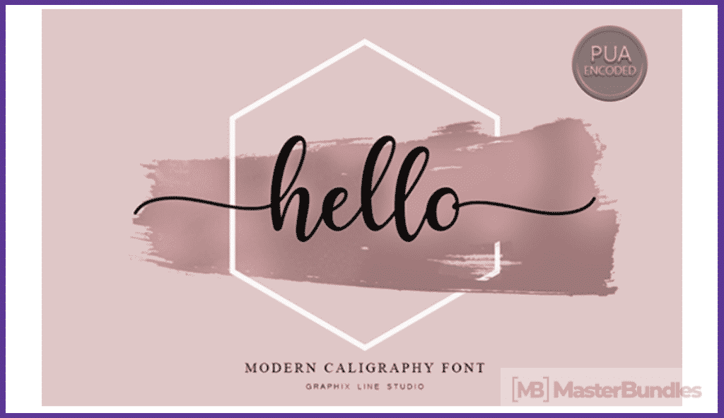 135+ Best Script Fonts in 2020. Free and Premium - best script fonts 21