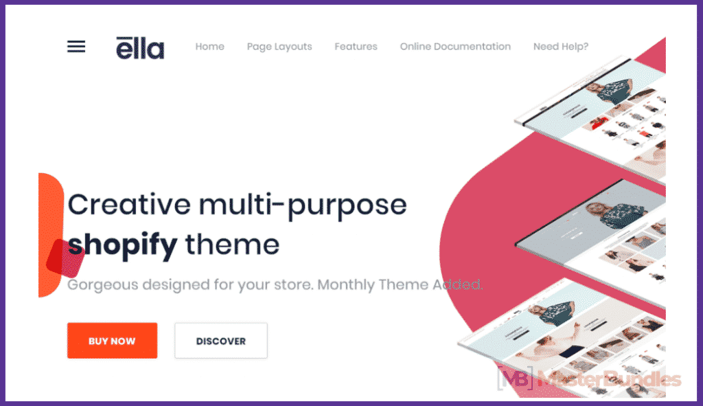 20+ Best Shopify Themes in 2020. Create an e-Store! - best shopify themes 2020 05