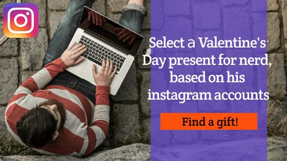 60+ Valentine's Day Gifts for Him & Her in 2021. Best Nerdy Presents :) - find gift nerd instagram