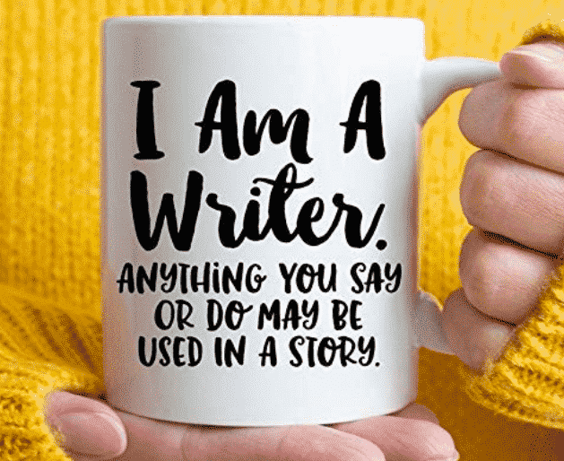 35+ Gifts for Writers in 2020 - Wow Your Favourite Wordsmith - gift ideas for writers09 min