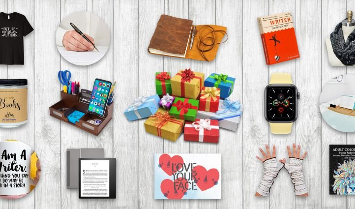 Examples Best Gifts for Writers.