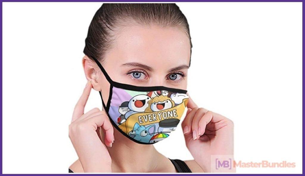 30+ Best Medical Face Masks With Designs in 2020 - best medical face masks with design 07