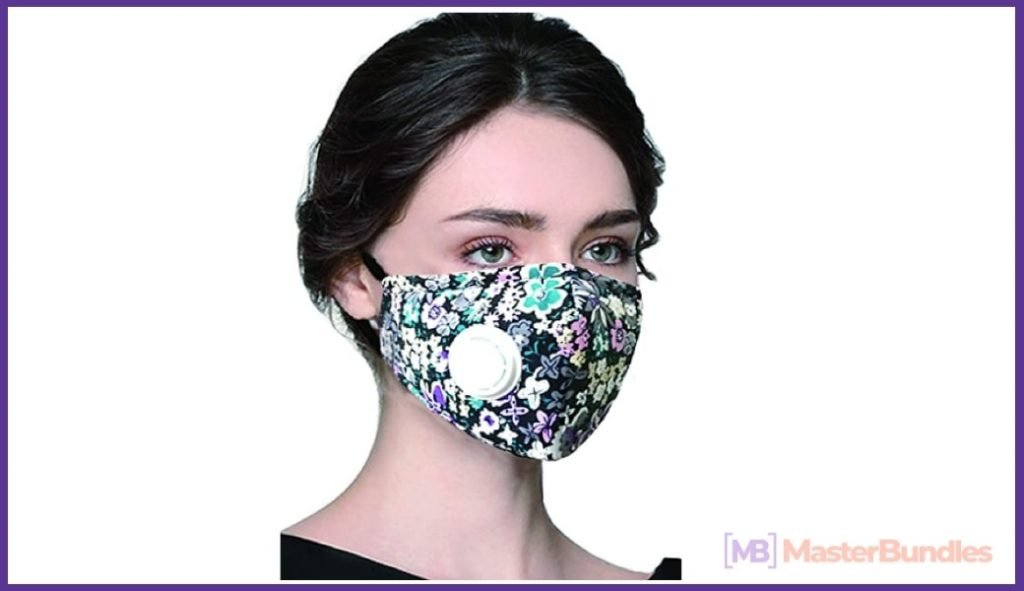 30+ Best Medical Face Masks With Designs in 2020 - best medical face masks with design 09