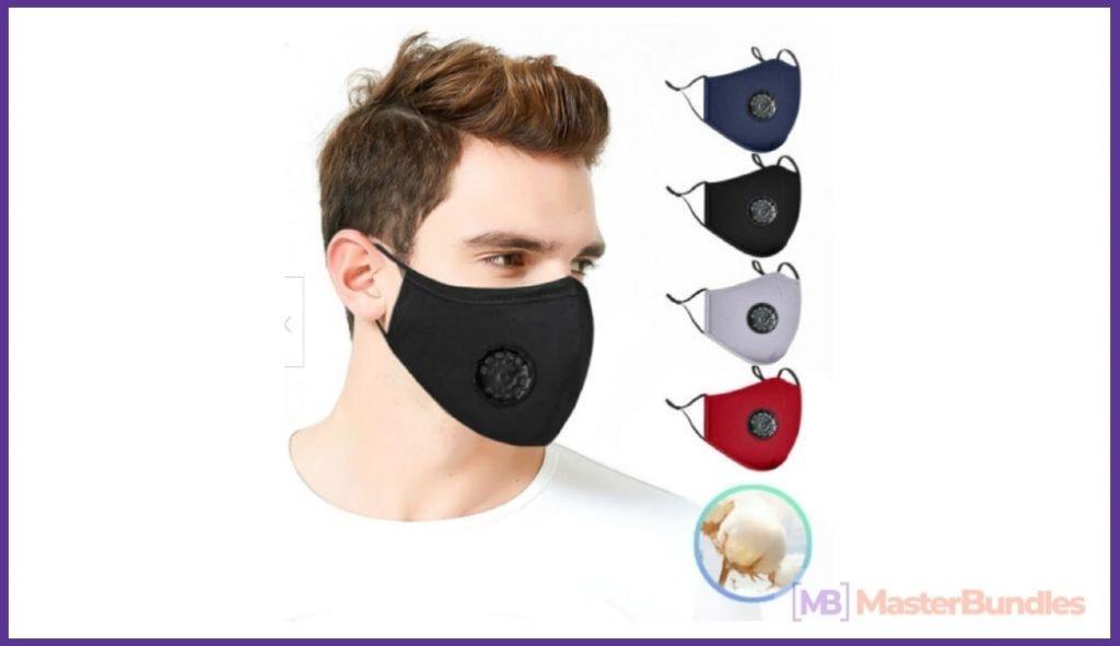 30+ Best Medical Face Masks With Designs in 2020 - best medical face masks with design 14