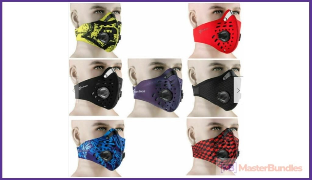 30+ Best Medical Face Masks With Designs in 2020 - best medical face masks with design 15