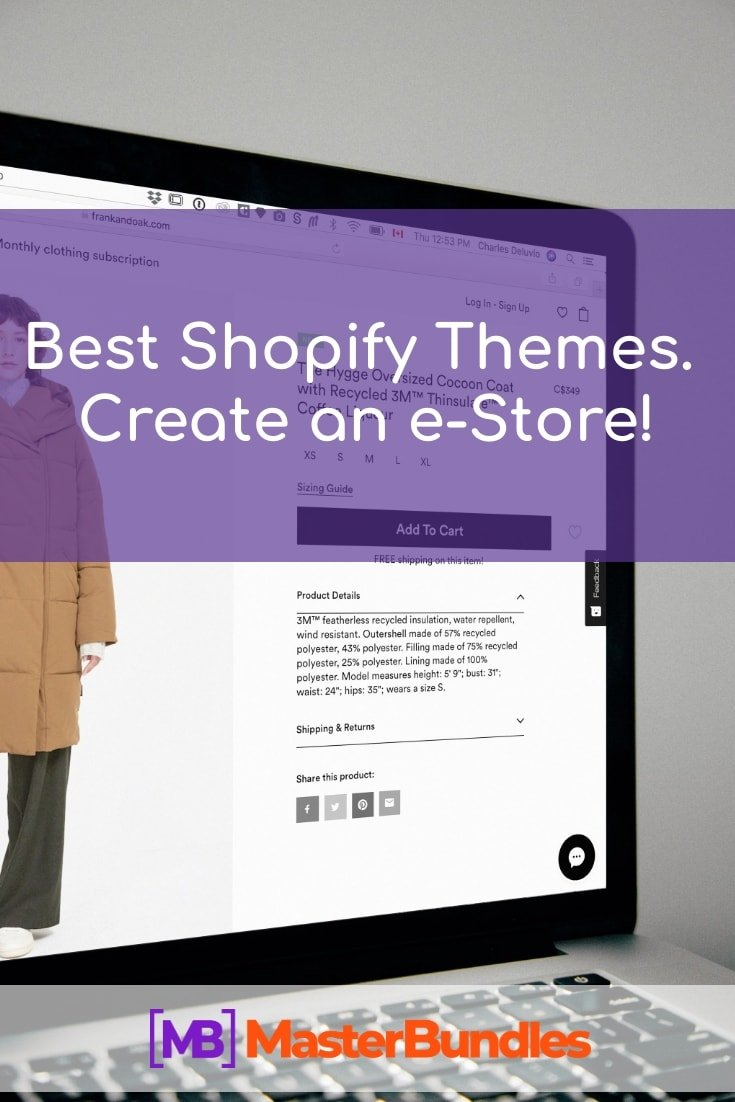 20+ Best Shopify Themes in 2020. Create an e-Store! - best shopify themes pinterest