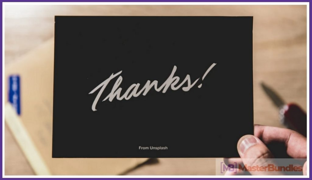 30+ Best Thank You Postcards in 2020 - best thank you postcards 01