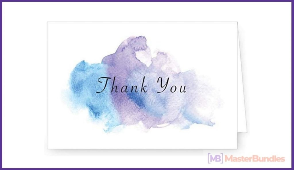 30+ Best Thank You Postcards in 2020 - best thank you postcards 03