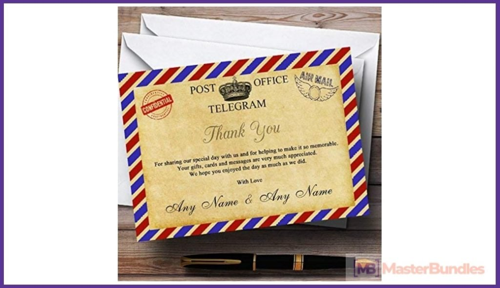 30+ Best Thank You Postcards in 2020 - best thank you postcards 05