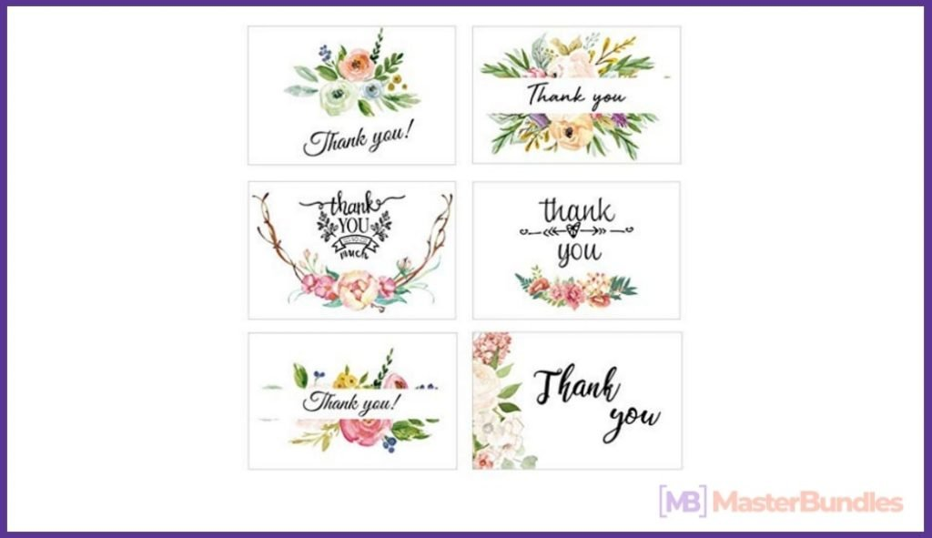 30+ Best Thank You Postcards in 2020 - best thank you postcards 07