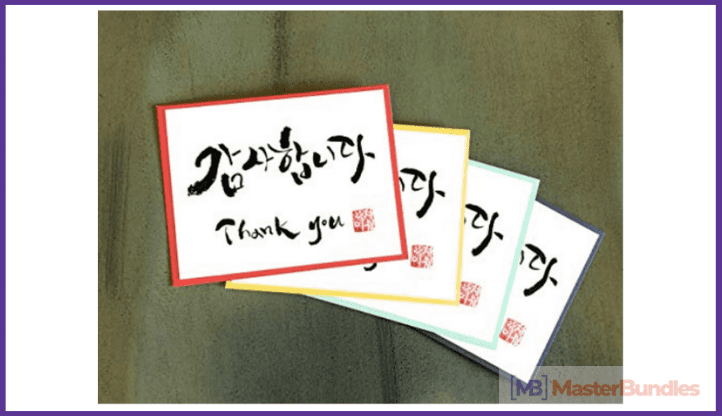 30+ Best Thank You Postcards in 2020 - best thank you postcards 11