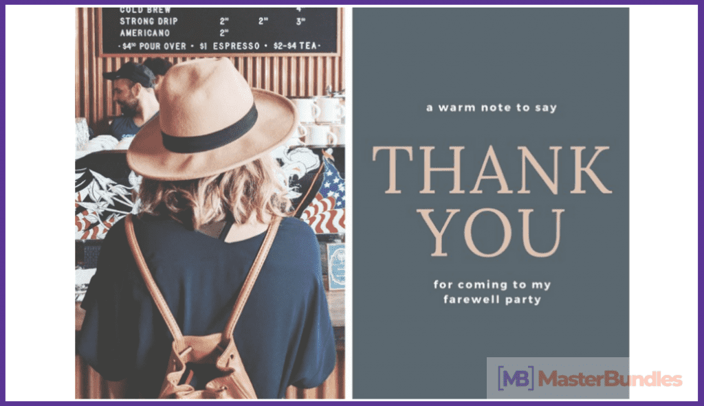 30+ Best Thank You Postcards in 2020 - best thank you postcards 12