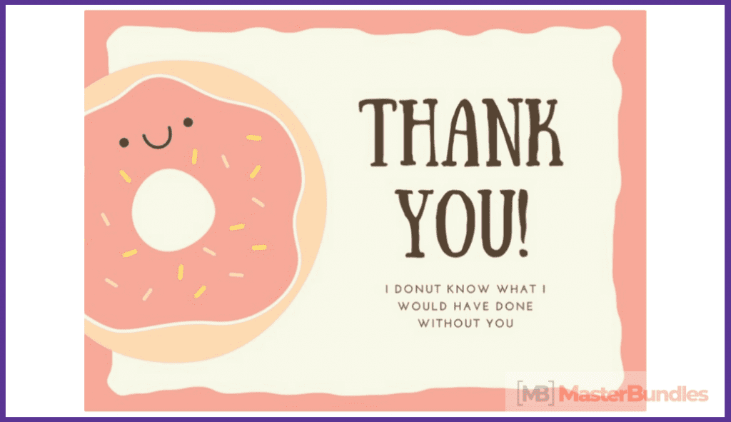 30+ Best Thank You Postcards in 2020 - best thank you postcards 13