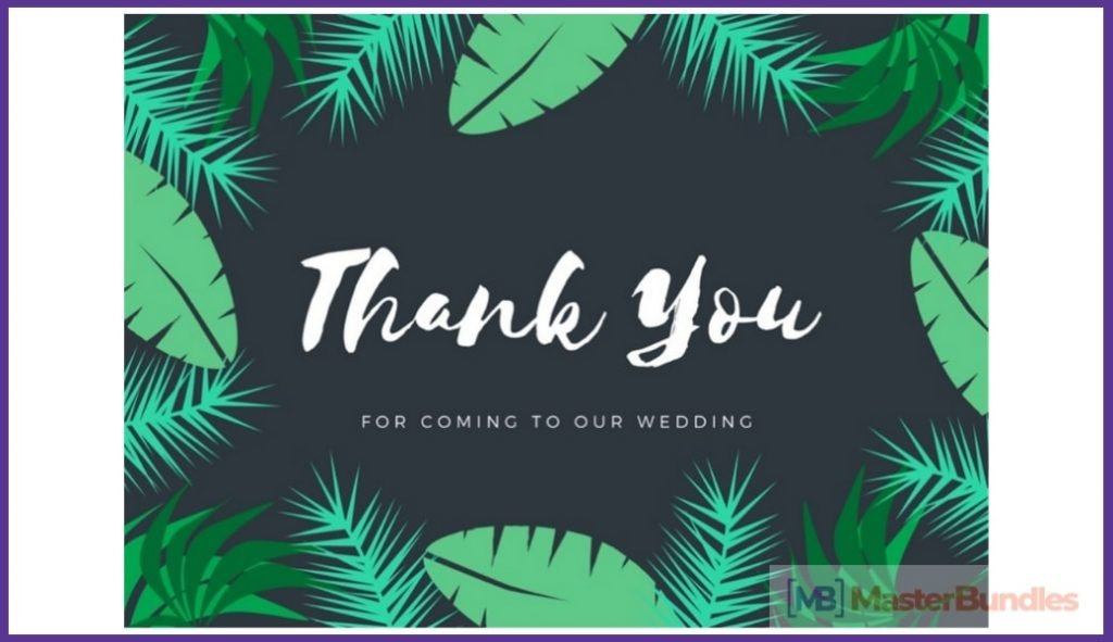 30+ Best Thank You Postcards in 2020 - best thank you postcards 14