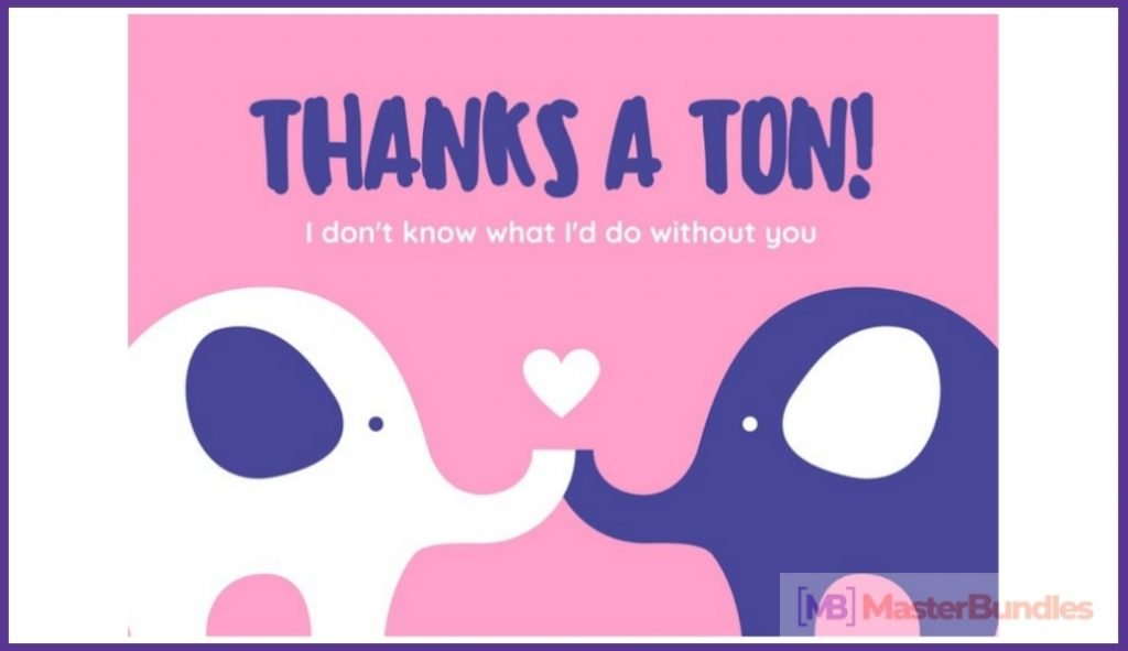 30+ Best Thank You Postcards in 2020 - best thank you postcards 16