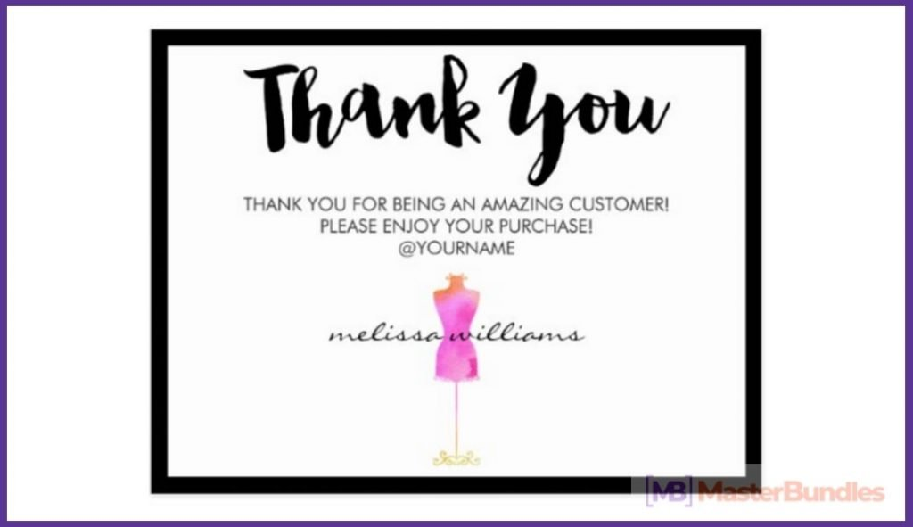 30+ Best Thank You Postcards in 2020 - best thank you postcards 21