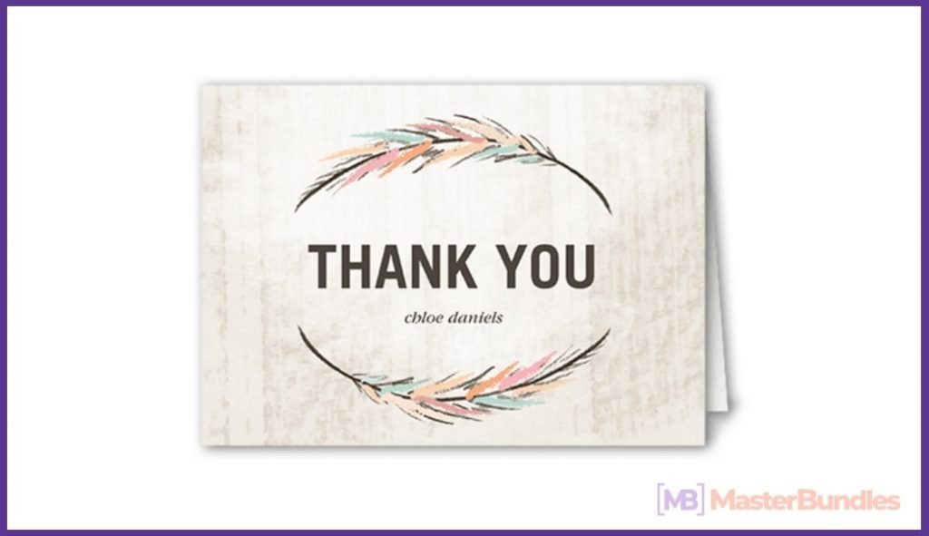 30+ Best Thank You Postcards in 2020 - best thank you postcards 33
