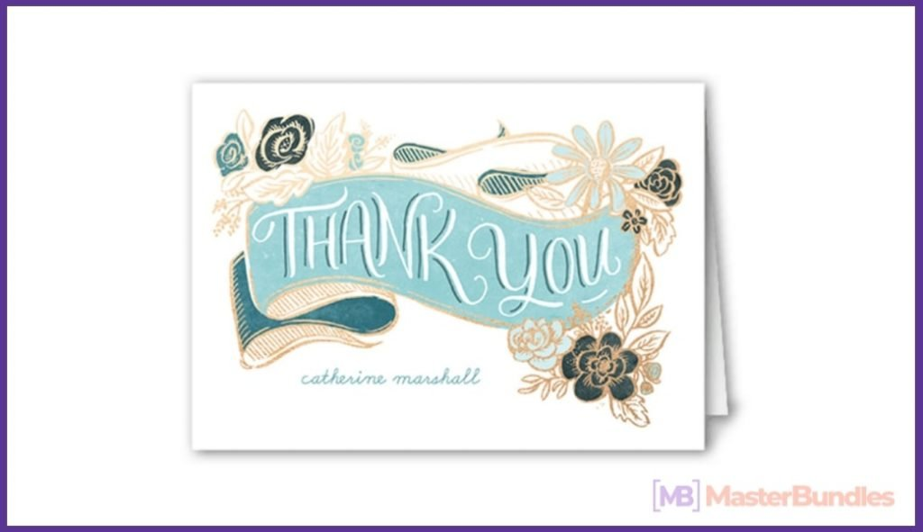 30+ Best Thank You Postcards in 2020 - best thank you postcards 35