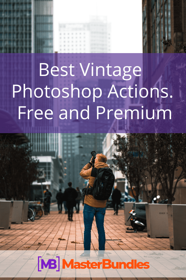 65+ Best Vintage Photoshop Actions 2020. Free and Premium - best vintage photoshop actions pinterest