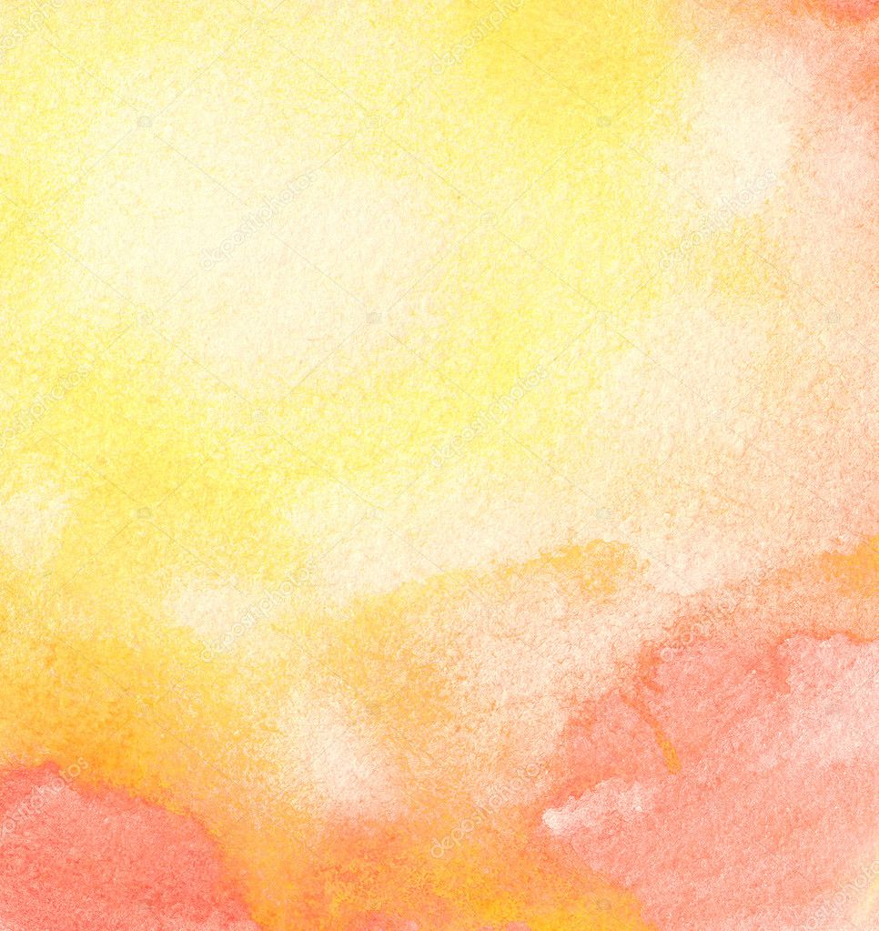 Pastel yellow background