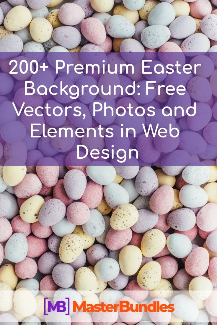 200+ Premium Easter Background in 2020: Free Vectors, Photos PSD files and Elements in Web Design - premium easter background pinterest