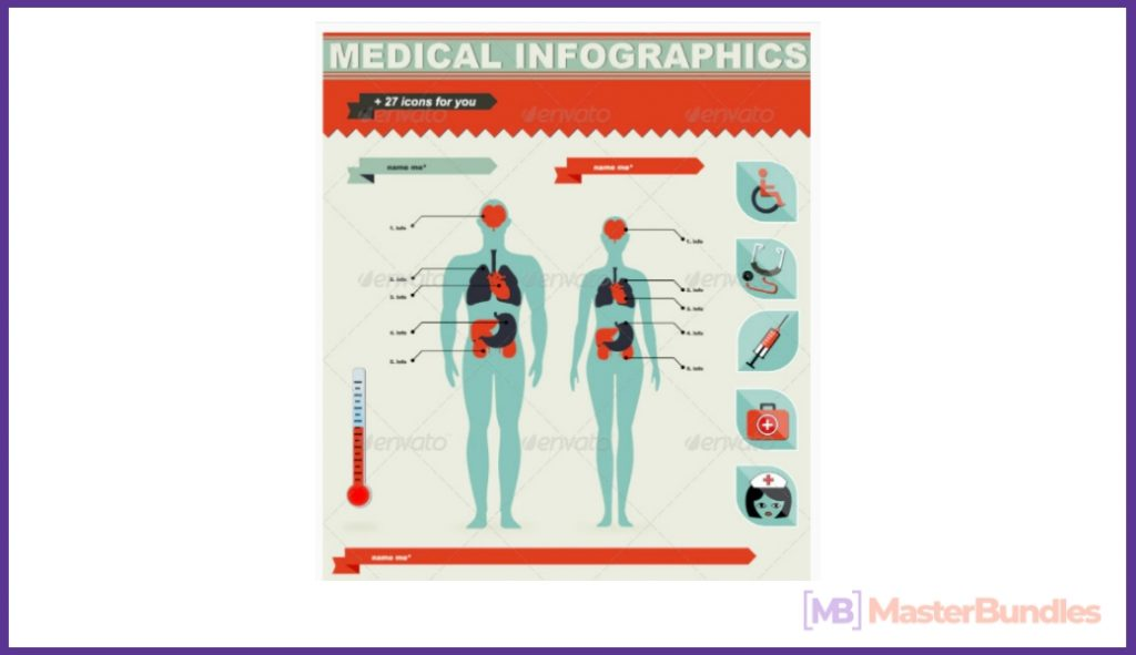 🚑 20+ Medical Infographic Templates, Presentations And Images In 2020 - best medical infographics 2020 03