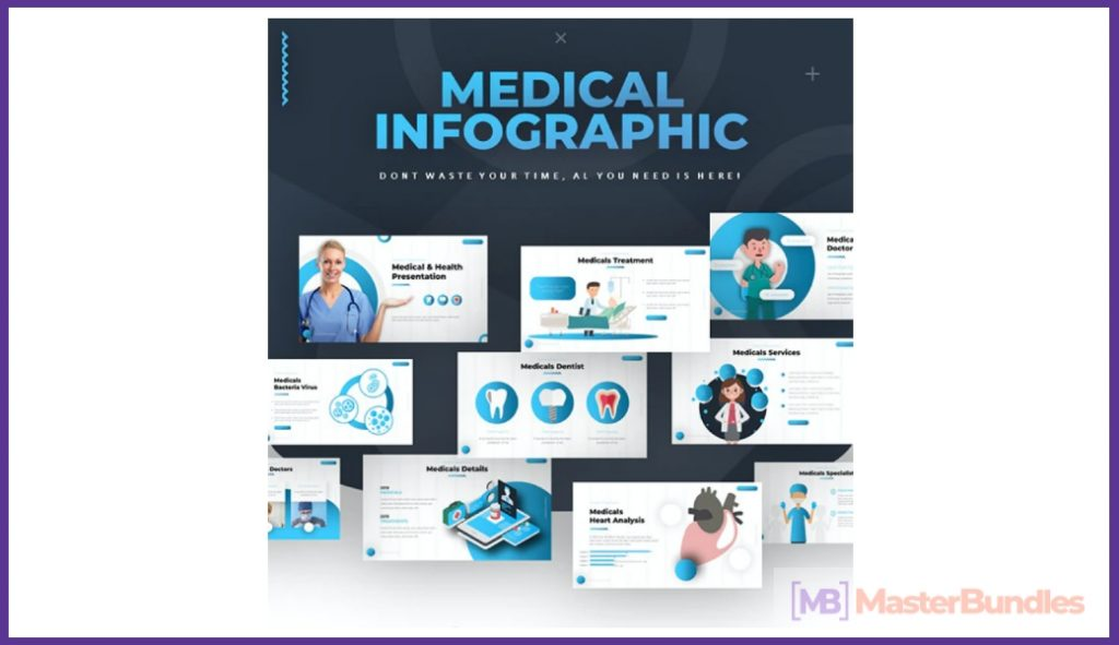 🚑 20+ Medical Infographic Templates, Presentations And Images In 2020 - best medical infographics 2020 04