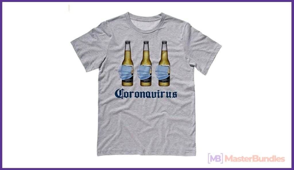 20+ Best T-shirts Coronavirus Design. Boldest Design That Will Brighten Your Quarantine Day - best t shirts coronavirus design 03