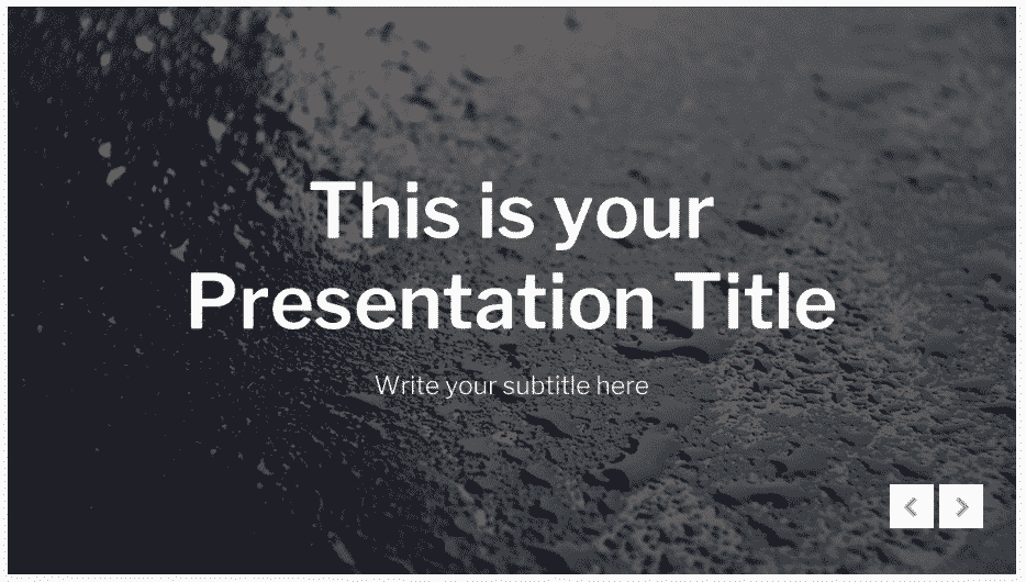 50 Creative PowerPoint Templates in 2020: Free And Premium. Best Creative Presentation Ideas - creative powerpoint templates 30
