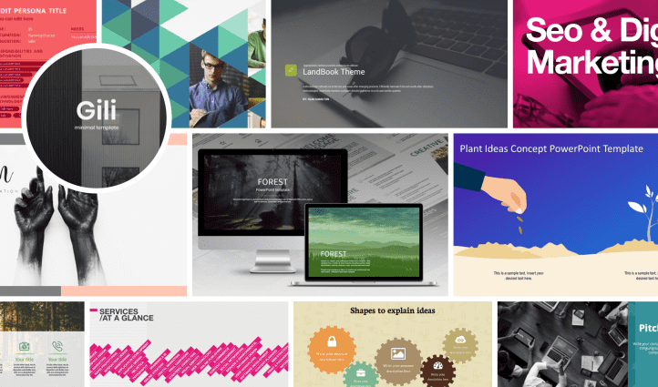 Creative Powerpoint Templates Examples.