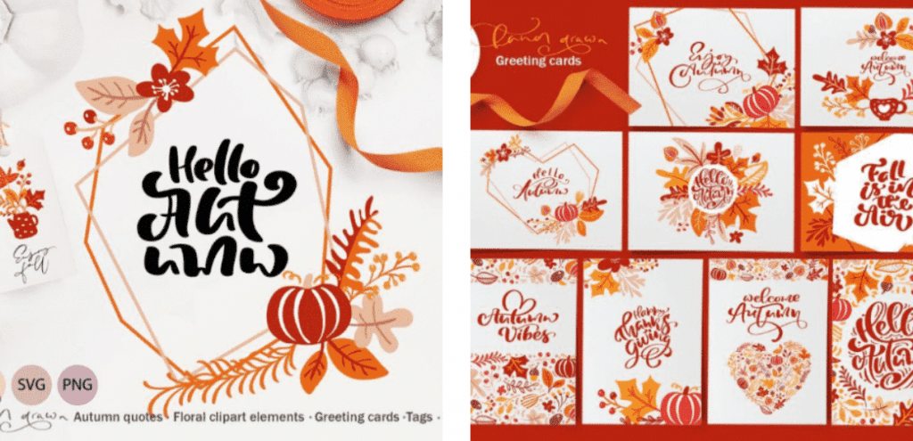 70+ Best Fall & Autumn Clip Art Collection in 2020 - fall autumn clipart 2020 01
