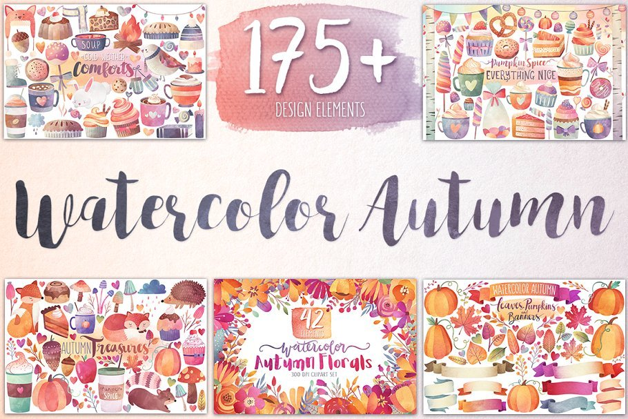 70+ Best Fall & Autumn Clip Art Collection in 2020 - fall autumn clipart 2020 04
