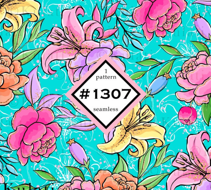 🌼 Floral Pattern Trends in 2020: PNG, Vector, Vintage, Wallpapers - floral patterns 2020 09