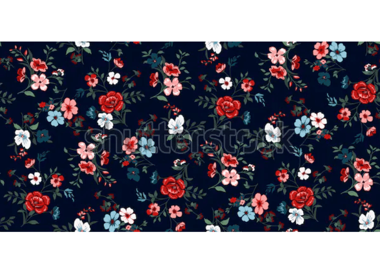 🌼 Floral Pattern Trends in 2020: PNG, Vector, Vintage, Wallpapers - floral patterns 2020 14