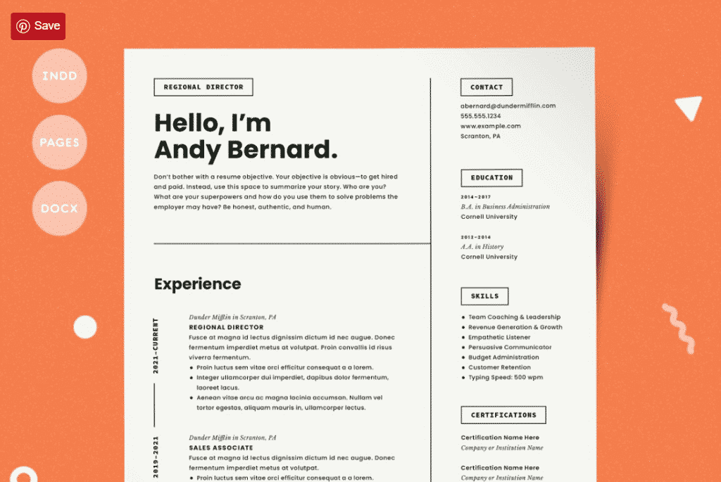"""I Can't Find A Job"". Best CV Templates and Resume Constructors for All Occasions in 2020 - i cant find a job 09"