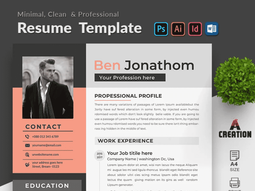 """I Can't Find A Job"". Best CV Templates and Resume Constructors for All Occasions in 2020 - i cant find a job 12"