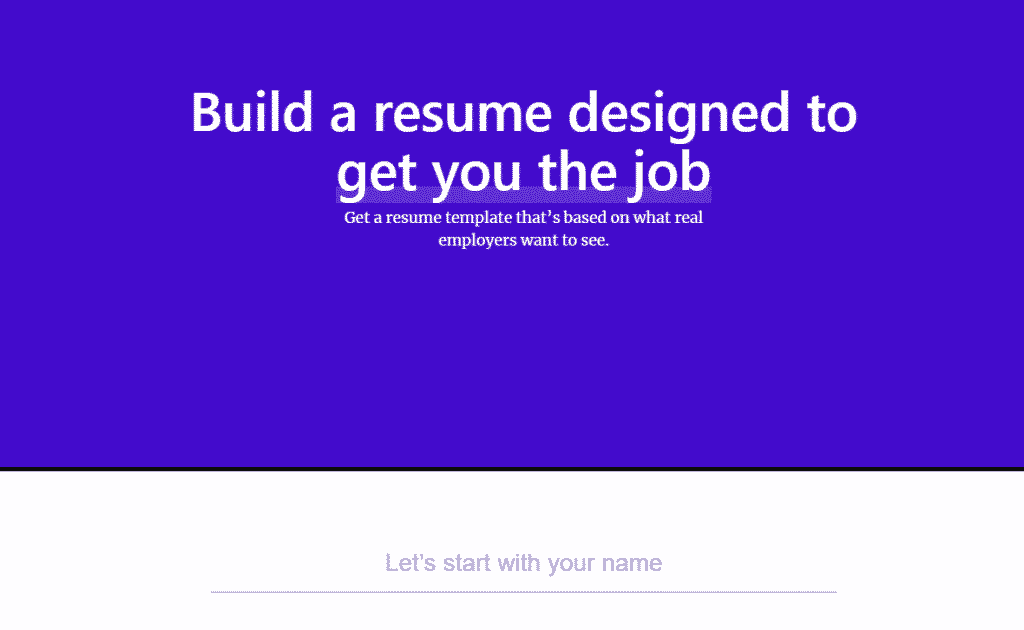 """I Can't Find A Job"". Best CV Templates and Resume Constructors for All Occasions in 2020 - i cant find a job 15"