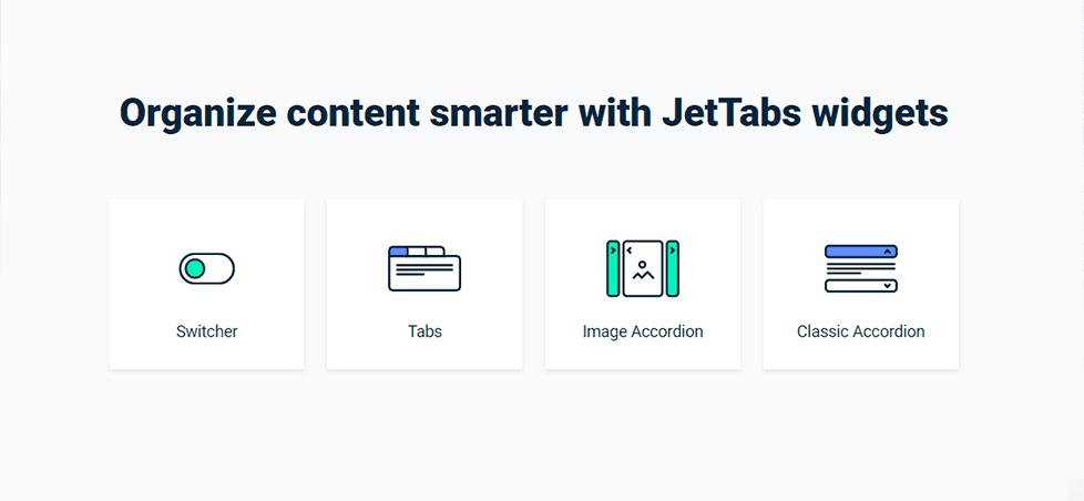 JetElements Offer: Best 8 Jet Plugins + 10 Landing Page Designs. Elementor Bundle OFF 50% - image11 1