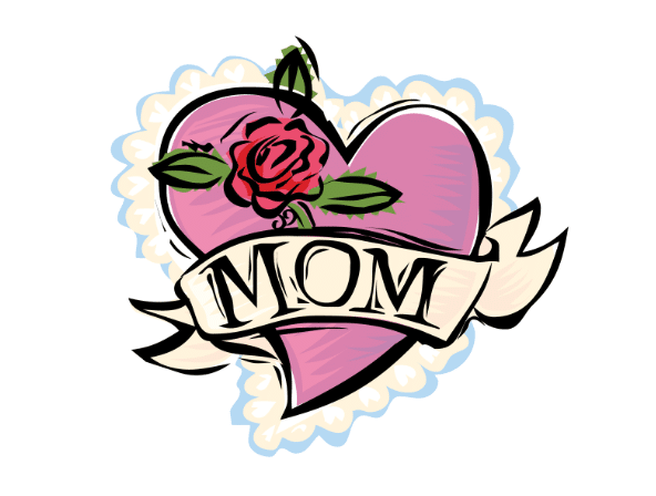 50+ Mother's Day Designs 2020: Graphics, Cards, Clipart, Fonts, Backgrounds, and Photos - image14